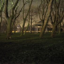 Hackney by Night