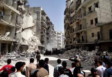 гуманитарныt нуждs в Сирии