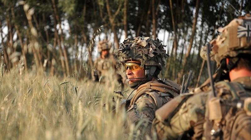 войска Великобритании
