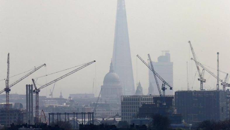Здоровье и красота: Названы 20 мест Лондона с самым токсичным воздухом