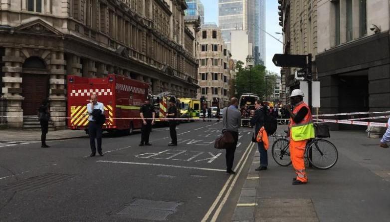 Происшествия: Экстренные новости: эвакуация в центре Лондона