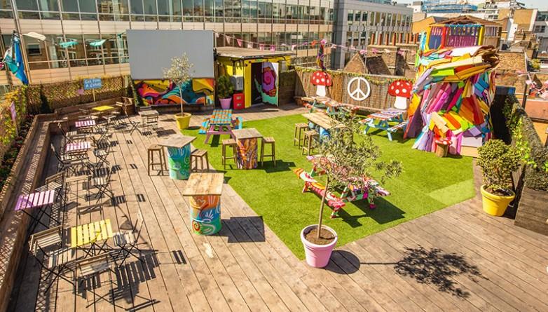 """Досуг: Пять волшебных """"пивных"""" садов в Лондоне, о которых вы и не подозревали"""
