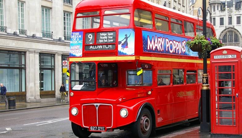 Досуг: Почему автобусы Лондона красные?