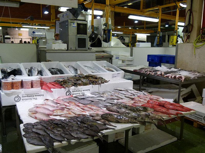 Billingsgate Fish Market рис 2
