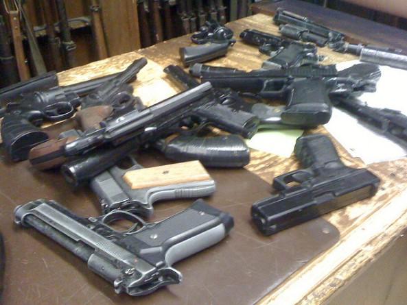Закон и право: Вооружённые патрульные в Лондоне