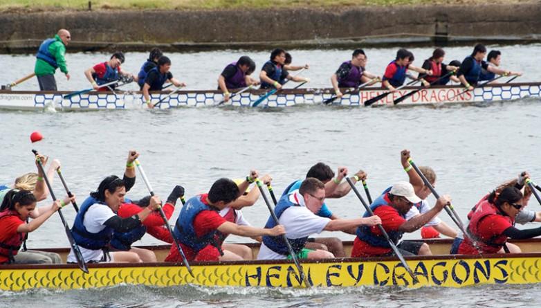 Досуг: Hong Kong Dragon Boat Festival возвращается в Лондон