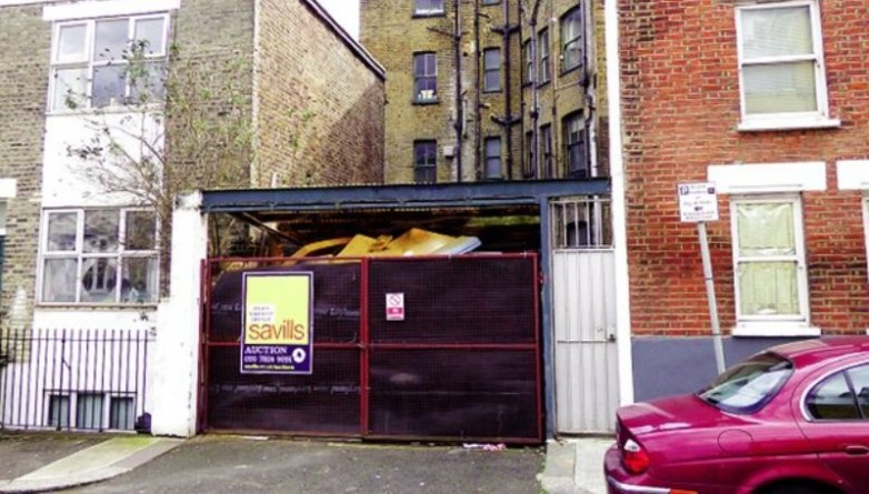 Общество: Гараж в Хаммерсмите продали за 466 000 фунтов