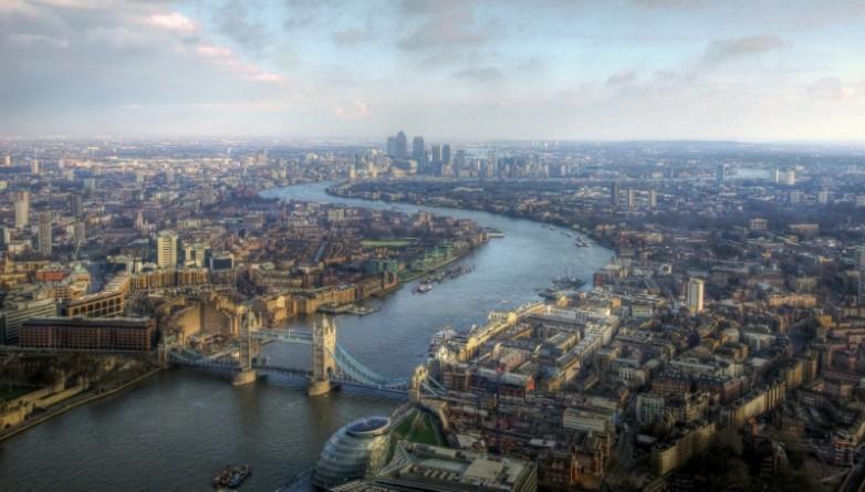 Общество: Количество приезжих в Лондоне достигло рекордного числа