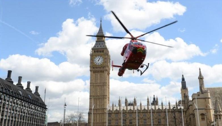 Происшествия: Потеряв равновесие, мужчина упал с Вестминстерского моста