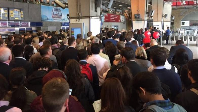Происшествия: Сегодня были сбои в работе лондонского метро