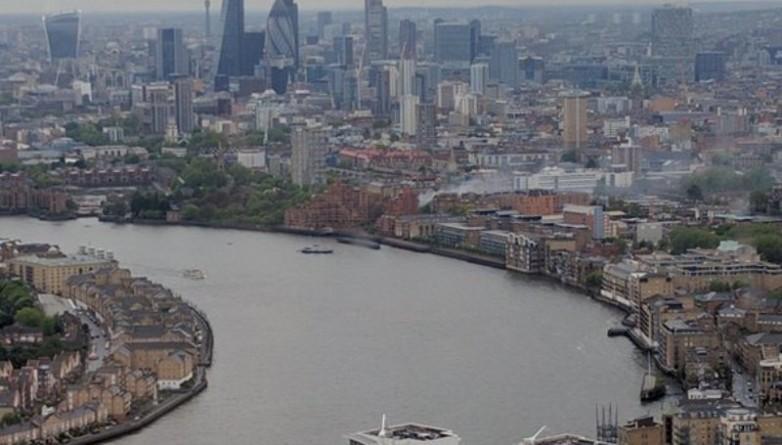 Происшествия: Экстренные новости: пожар в Лондоне