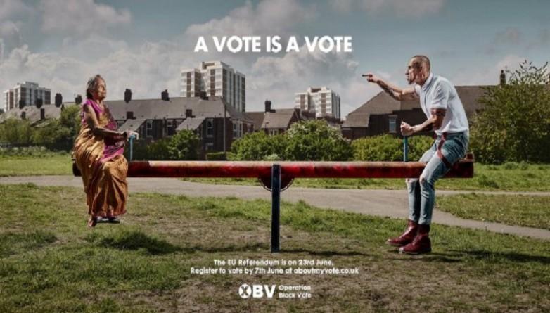 Общество: Социальная реклама Brexit вызвала ожесточенные споры