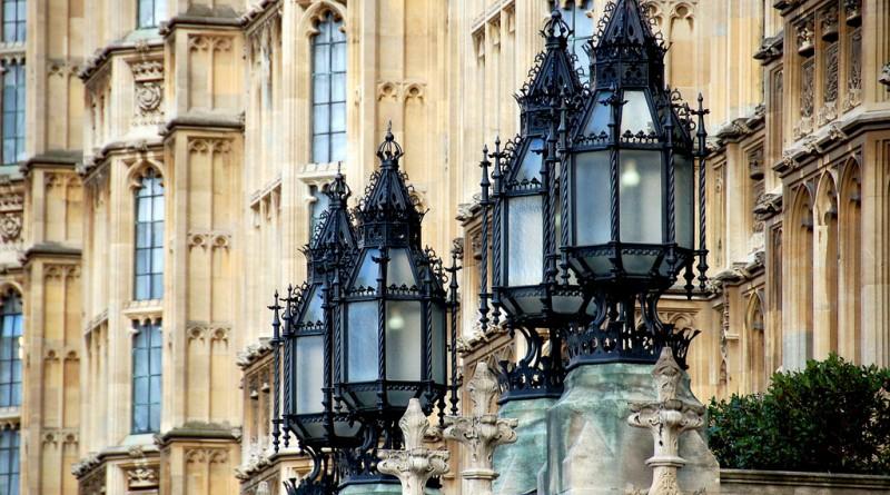здание Парламента Великобритании