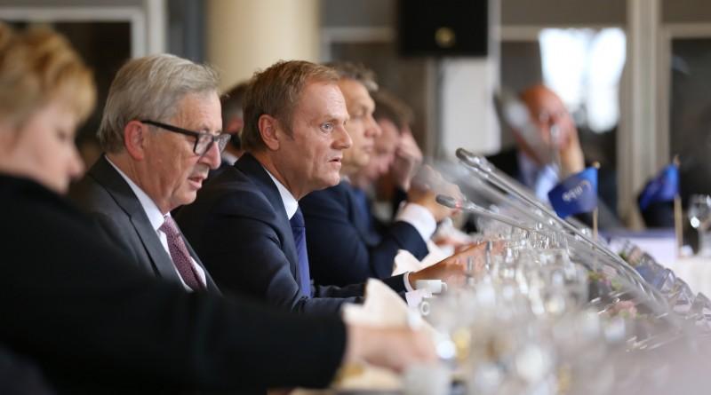 саммит ЕС, июнь 2016