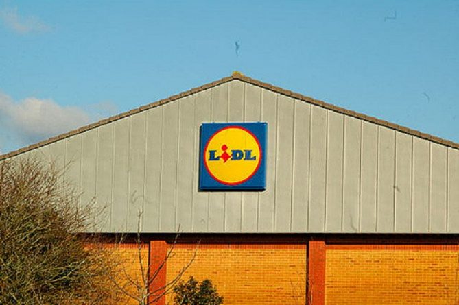 супермаркет Lidl
