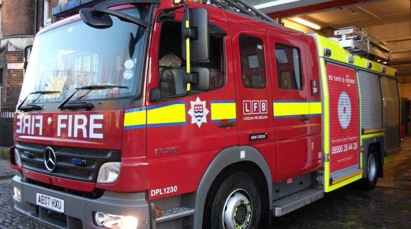 Лондонская пожарная служба