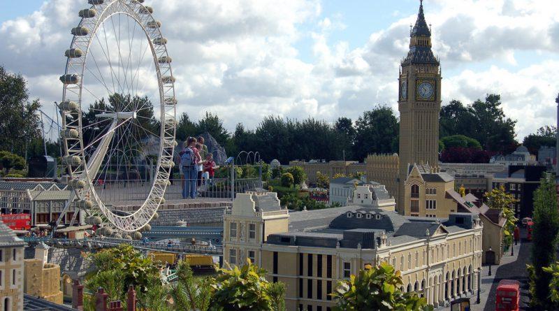 Леголенд в Лондоне