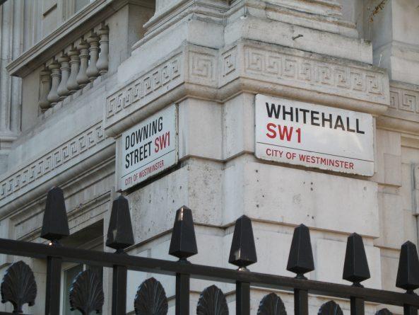 Уайтхолл-Даунинг-стрит