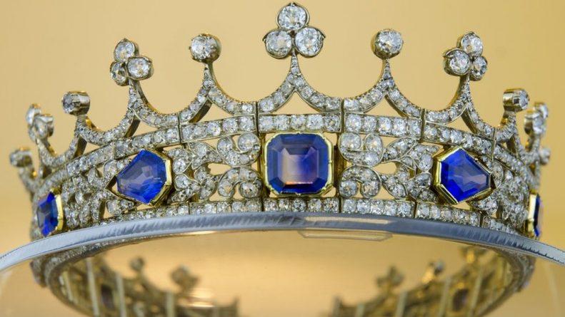 диадема Королевы Виктории