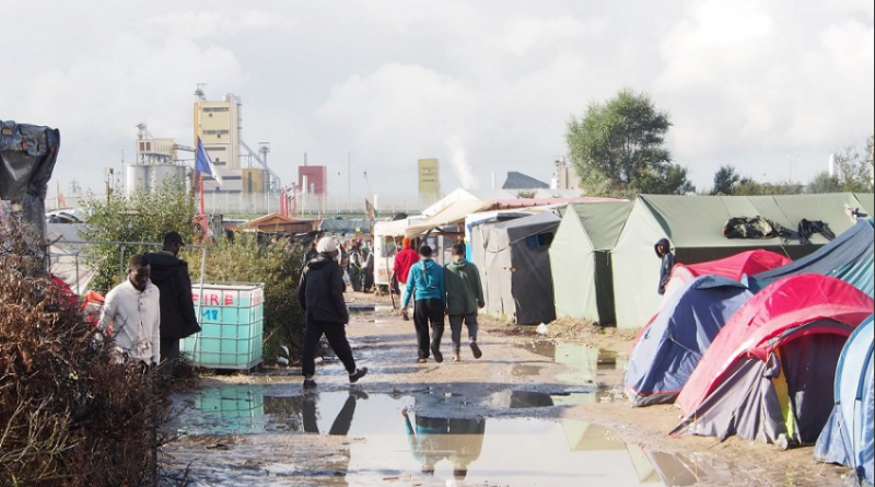 В мире: В Кале готовятся сносить лагерь для беженцев: напряжение растет