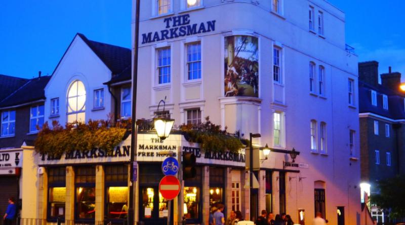 Досуг: Лондонский паб Marksman стал лучшим заведением года по версии Мишлен