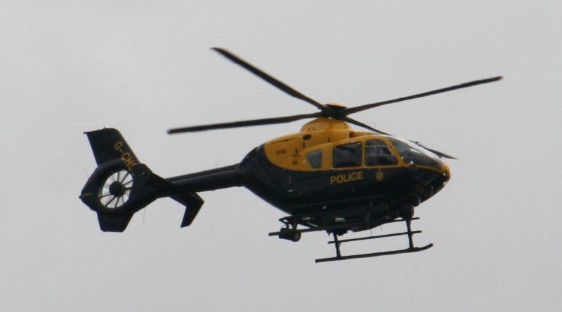Происшествия: В поисках пропавшего ребенка задействовали вертолет (видео)