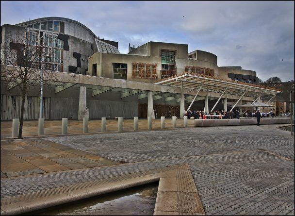 шотландский парламент