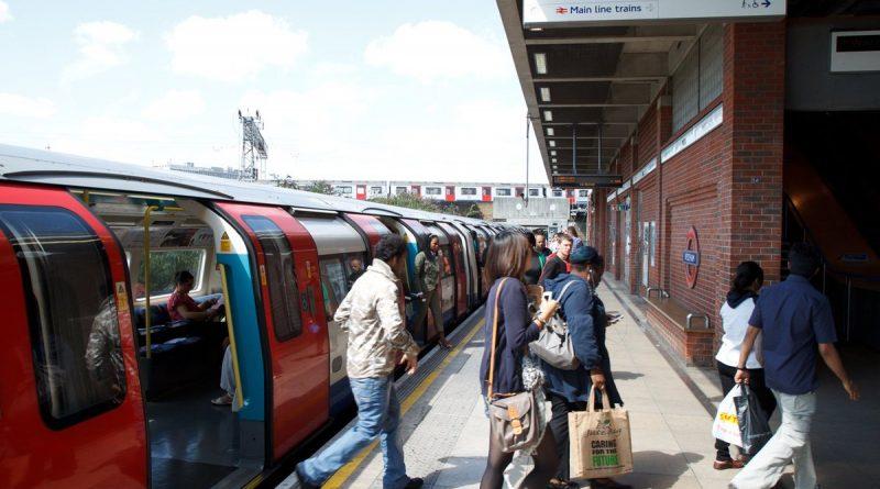 станция West Ham