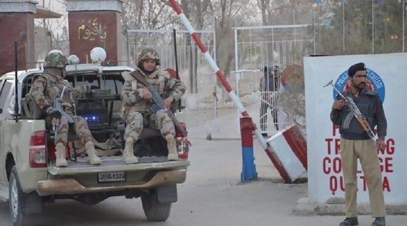 полицейская академия в Кветте