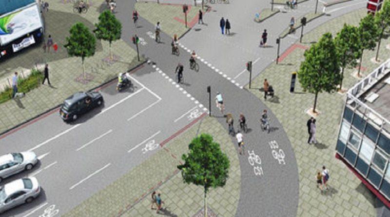 велосипедная супермагистраль