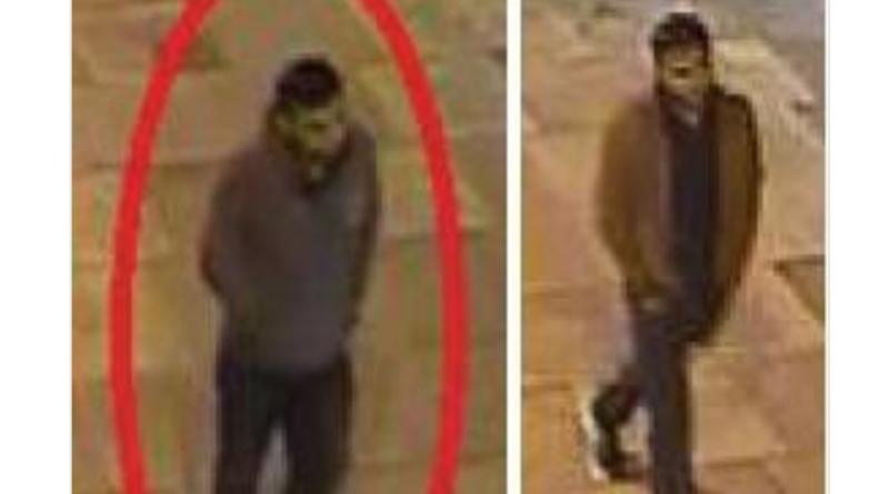 Происшествия: Полиция ведет поиски насильника из Clapham