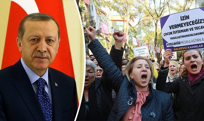 В мире: Турецкие власти отказались легализировать насилие над детьми