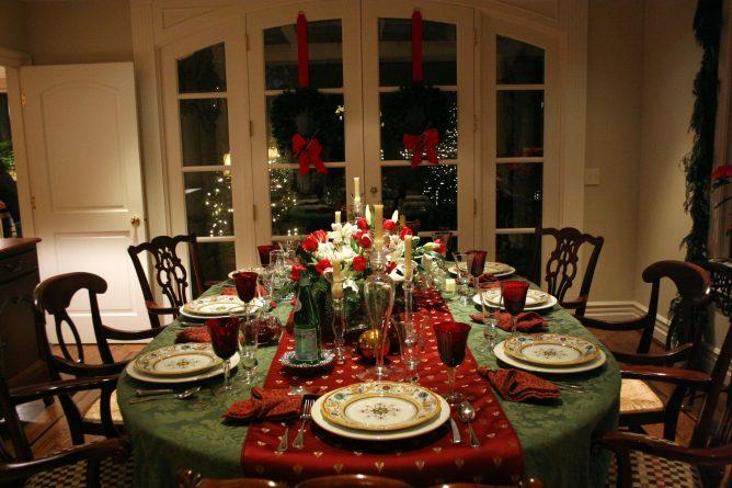 Общество: Стоимость рождественского ужина для британцев растет