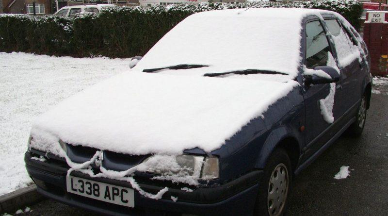 В Британии участились угоны автомобилей из-за халатности их владельцев