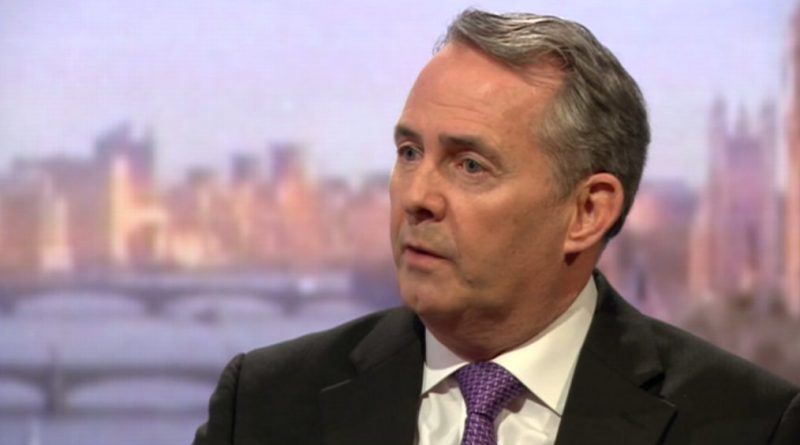 Политика: Министр торговли: Британия должна остаться в Таможенном союзе