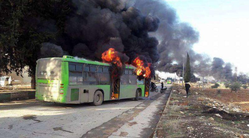 aleppo bus