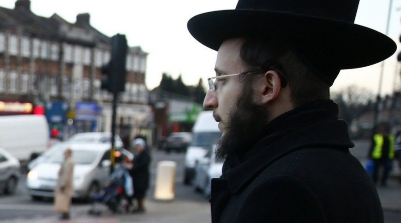 orthodox rabbi