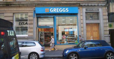 Greggs запустили услугу доставки в Лондоне