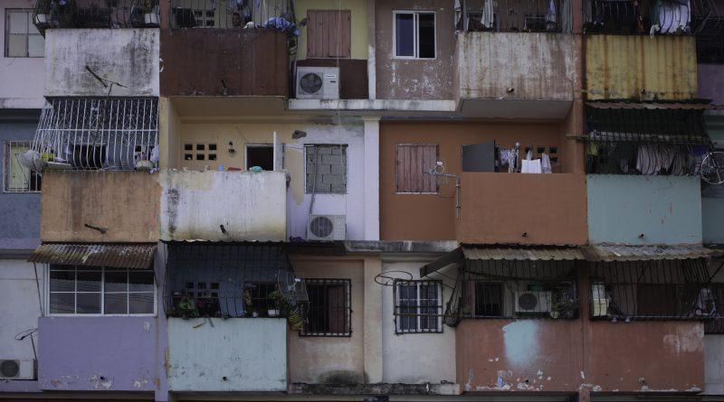 apartement block