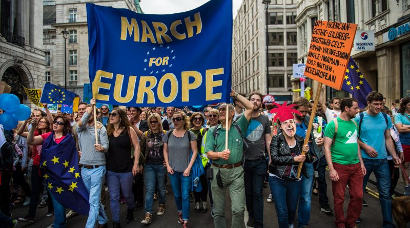 remain march