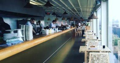 В Selfridges открылся ресторан с блюдами из пищевых отходов