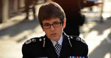 Женщина возглавила полицию Лондона впервые в истории