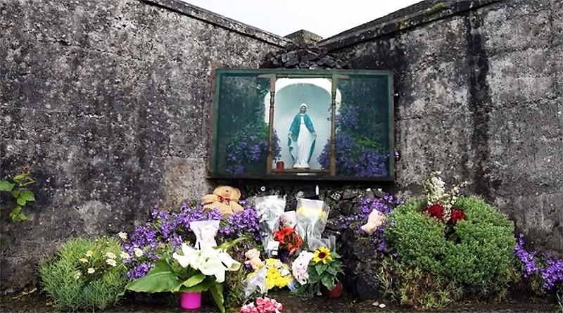 Общество: При ирландском католическом учреждении найдены останки сотни детей