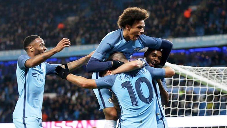 Спорт: Кубок Англии. «Манчестер Сити» выходит в четвертьфинал