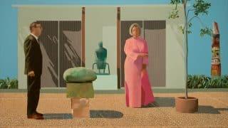 Выставка Дэвида Хокни в Tate Britain будет работать до полночи