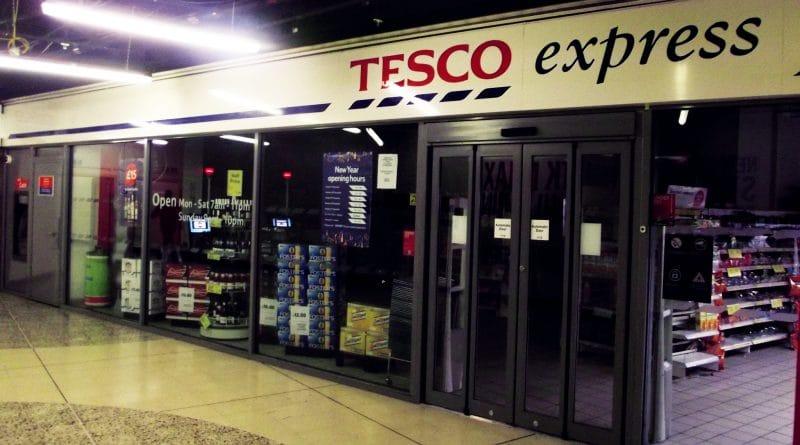 Общество: В супермаркете Tesco умер мужчина