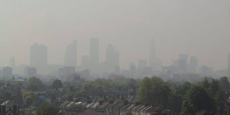 Технологии: В Лондоне показали революционный материал, который поможет побороть загрязнение воздуха