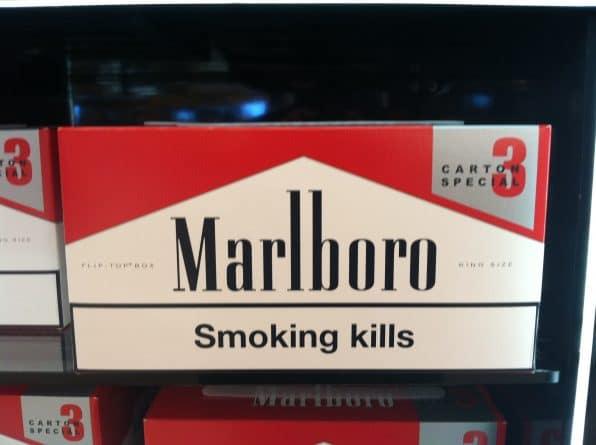 Бизнес и финансы: В Великобритании запретят сигареты с ментолом