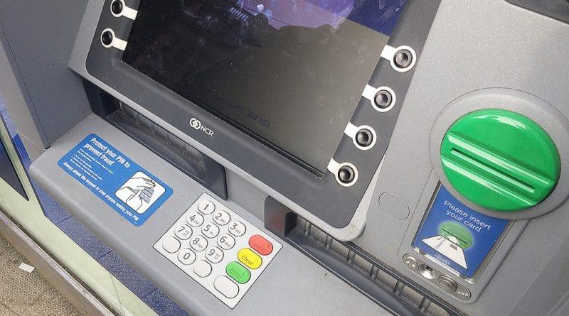 cash mashine