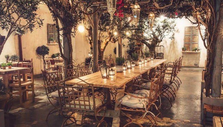 Досуг: Хотите насладиться вкусным напитком под оливковыми деревьями? Тогда вам в the Olive Grove